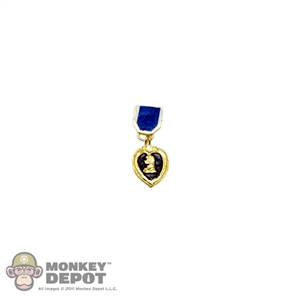 Medal: DiD US WWII Purple Heart