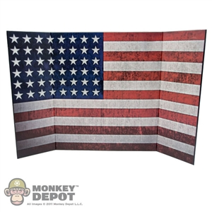 Display: DiD US Flag  (22in X 14in)