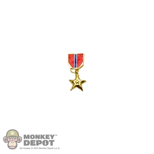 Medal: DiD US WWII Bronze Star