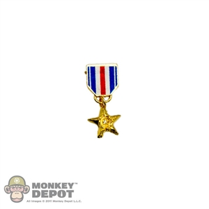 Medal: DiD US WWII Silver Star