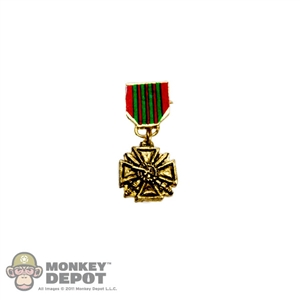 Medal: DiD Croix de guerre 1939–1945 (France)