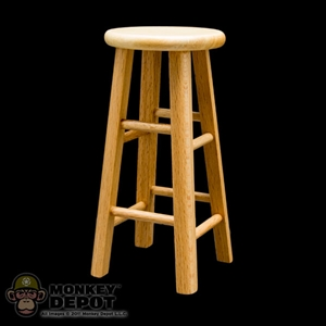 Chair: DiD Wooden Stool
