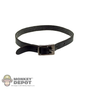 Belt: DiD Black w/ Silver Buckle
