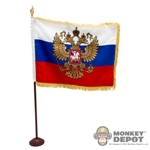 Flag: DiD Russian Presidential w/Stand
