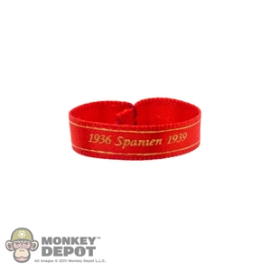 Armband: DiD German WWII 1936 Spanien 1939 Cufftitle