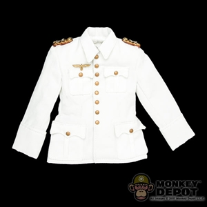 Tunic: DiD German WWII SS Dress White