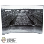 Display: DiD Black & White Rally (22in X 14in)