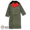 Coat DiD German WWII Field Marshall Greatcoat