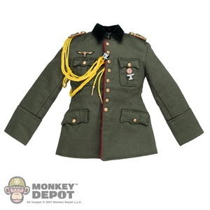 Tunic: DiD German WWII Field Marshall w/ Medals