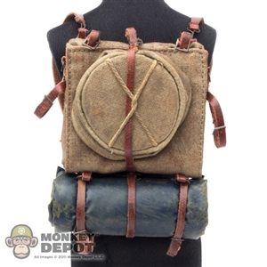 Pack: DiD French WWI Equipment Pack (Weathered)
