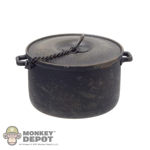 Tool: DiD French WWI Mess Tin (Weathered)