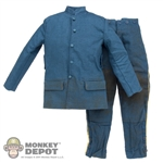 Uniform: DiD French WWI Infantry (Weathered)