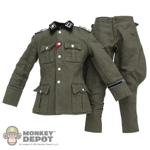 Uniform: DiD German WWII SS Officer
