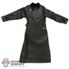 Coat: DiD German WWII Leatherlike Greatcoat