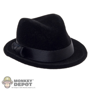 Hat: DiD Black Felt Hat
