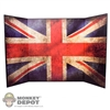 Display: DiD British Flag (13.5in X 21in)