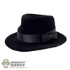 Hat: DiD Black Fedora