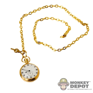 Watch: DiD Omega Gold Pocket Watch