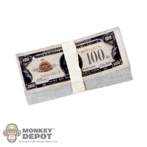 Tool: DiD Money Stack ($100's)