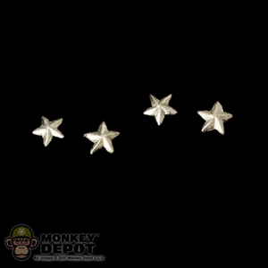 Insignia: DiD USMC Stars (Set of 4)