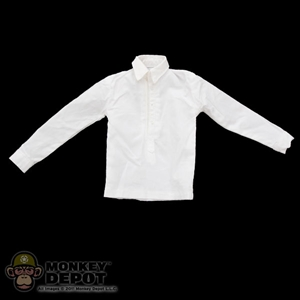 Shirt: DiD German WWII White Pullover
