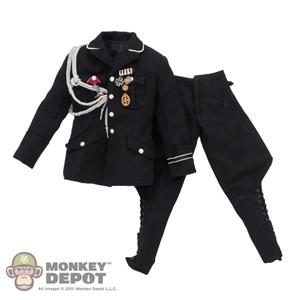 Uniform: DiD German WWII SS Sturmbannführer Decorated