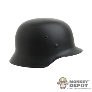 Helmet: DiD German WWII Metal Helmet