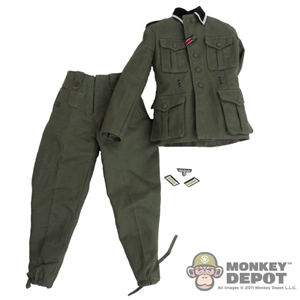 Uniform: DiD German WWII Grossdeutschland Division w/Insignia