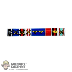 Medal: DiD German WWII Ribbon Bar