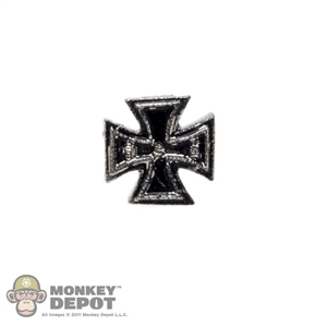 Medal: DiD German Iron Cross Order Medal 1st Class
