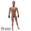 Figure: DiD SWAT Muscle Arm Body w/3 Piece Gloved Hand Set