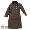 Coat: DiD German WWII Officer Great Coat