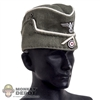 Hat: DiD German WWII M38 Cloth Sidecap