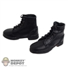 Boots: DiD German WWII Black Short