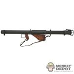 Heavy Weapon: DID US WWII M1A19 Bazooka (Real Metal & Wood)