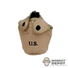 Canteen: DiD US WWII Canteen w/Cover