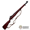Rifle: DiD US WWII M1 Garand (Metal + Wood)