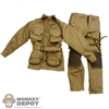 Uniform: DiD US WWII M1942 Jump Uniform