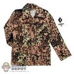Tunic: DiD German WWII Winter SS Pea Dot Camo
