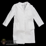 Coat: DiD German WWII White Medical Jacket