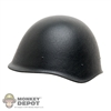 Helmet: DiD Russian WWII SH40 Helmet (Metal)