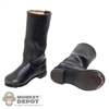Boots: DiD Russian WWII Worn Leather Jack Boots