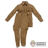 Uniform: DiD Russian WWII M35 Tunic w/Trousers & Medal