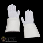 Gloves: DiD Napoleonic White Leather Gloves