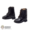 Boots: DiD Female Black Boots