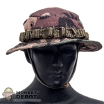 Hat: DiD Woodland-Camo Boonie Cap