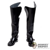Boots: DiD Knee-Length Jackboots w/Spurs