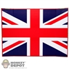 "Display: DiD British Flag (18.5"" X 13.5"")"