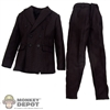Suit: DiD Pinstripe Suit