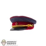 Hat: DiD WWII Joseph Stalin Military Cap